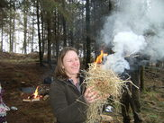 Wild fire taster session
